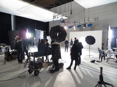 Studio A: Hatch shoot