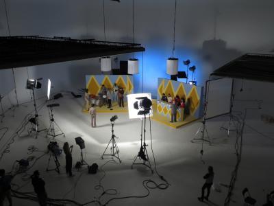 Studio A: Marshall shoot