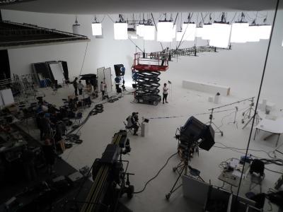 Studio A: Media Therapy shoot