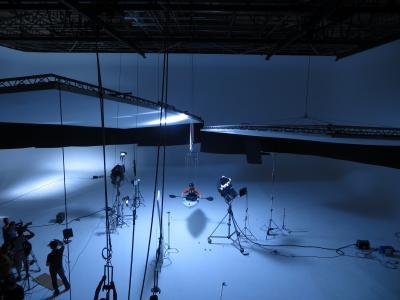 Studio A: Uber shoot