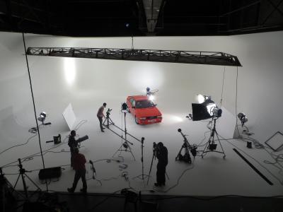 Studio 1: Wardman shoot