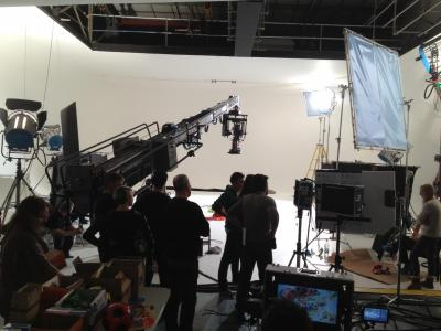 Studio 1: Asda commercial Annex Films