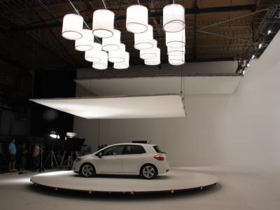 Studio A: VW shoot