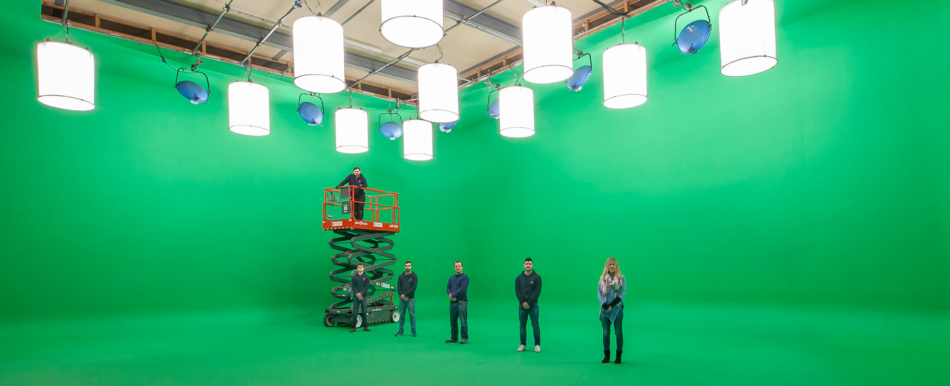 Image result for green screen studio