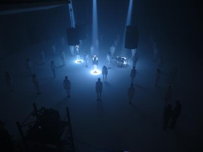 Studio A: Lightening shoot
