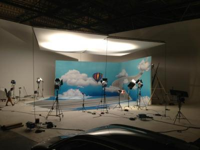 Studio A: Wyatt Clark Jones shooting Honda