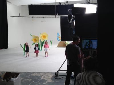 Studio A: Asda commercial