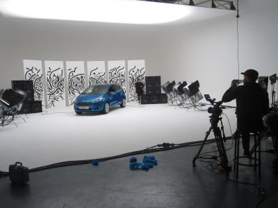 Studio 1: Ford shoot with Vice